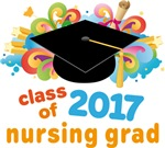 2017 Nursing School Grad Gifts and Tees