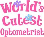 Worlds Cutest Optometrist Gifts and T-shirts