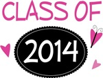 2014 Class Pride Graduation T Shirts