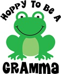 Hoppy to be a Gramma Gifts and T-shirts