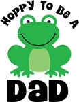 Hoppy to be a Dad Gifts and T-shirts