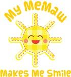 My Memaw Makes Me Laugh Kids Apparel