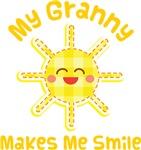 My Granny Makes Me Laugh Kids Apparel