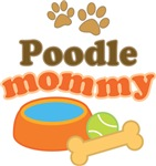 Poodle Mom T-shirts and Gifts