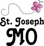 St Joseph Missouri Tee Shirts and Hoodies