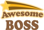 Awesome Boss Gifts T-shirts