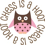 CHESS IS A HOOT OWL TEES AND GIFTS