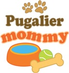 Pugalier Mom T-shirts and Gifts