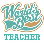 World's Best (Personalized) Teacher Gifts