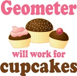 Funny Geometer T-shirts and Gifts