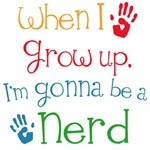 Future Nerd Kids T-shirt