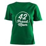 Personalized Sports Mom T-shirts