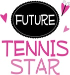 Future Tennis Star Kids T-shirts
