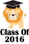 Class of 2016 Lion Graduation Design