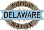 Proud Delaware Native T-shirts