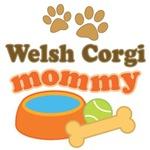 Welsh corgi Mom T-shirts and Gifts