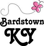 Bardstown Kentucky Butterfly T-shirts and Hoodies