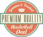 Basketball Dad vintage T-shirts