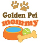 Golden pei Mom T-shirts and Gifts