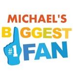 Biggest Fan Sports Personalized tees