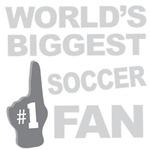 Soccer Fan Foam Hand Tees