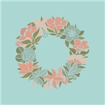 Floral Wreath Flowered Summer Gifts