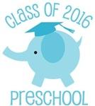 Class Of 2016 Preschool cute Tshirts