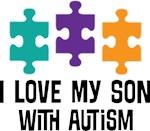 Autism I Love My Son