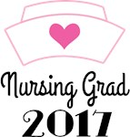Class Of 2017 Nurse Shirts and Gifts