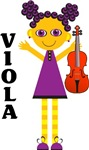 Cute Viola Tshirts and Gifts