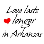 Love In Arkansas Tees