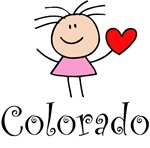 Cute Colorado T-shirts and Gifts