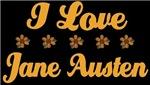 I LOVE JANE AUSTEN