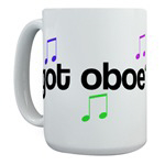 Funny OBOE Mugs