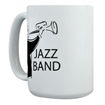 Marching Band and Jazz Mugs