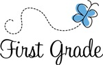 Pretty First Grade T Shirts / Gifts
