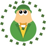 SHAMROCK LEPRECHAUN T-SHIRTS AND GIFTS