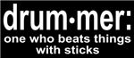Funny Drummer Definition