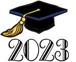 Classic 2023 Graduation T-shirts / Gifts