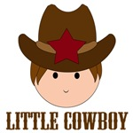 Cute Little Cowboy T-shirts