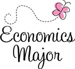 Cute Economics Major College T-shirts and Hoodies