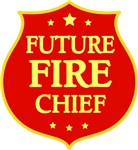 Cute Future Fire Chief T-shirts