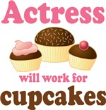 Funny Actress T-shirts and Gifts
