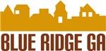 Skyline Style Blue Ridge Georgia T-shirts