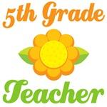 Cute Fifth Grade Teacher