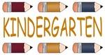 Kindergarten Pencil