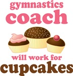 Funny Gymnastics Coach T-shirts and Gifts