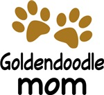 Cute Goldendoodle Mom T-shirts and Gifts