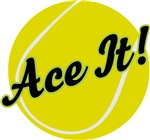 Fun Tennis Ace It T-shirts and Gifts