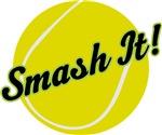 Fun Tennis Smash It T-shirts and Gifts
